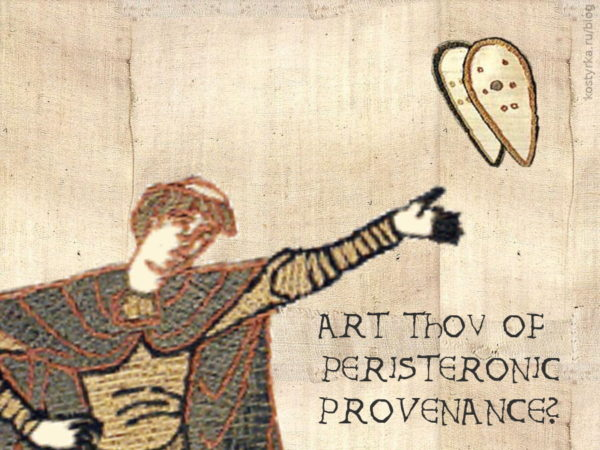 Is This A Pigeon Bayeux Tapestry